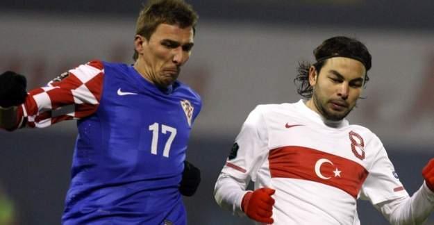 Türkiye-Hırvatistan maçı ne zaman, hangi kanalda, saat kaçta? (EURO 2016)