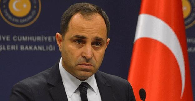Yunanistan'ın Ayasofya tepkisine Türkiye'den yanıt