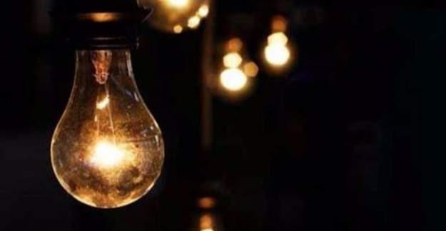 4 ilde elektrik kesintisi yaşanacak
