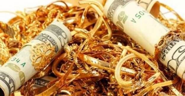 8 Temmuz 2016 Dolar, euro ve Kapalı Çarşı güncel altın fiyatları