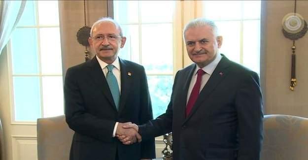 Binali Yıldırım ve Kemal Kılıçdaroğlu'nun ortak açıklaması