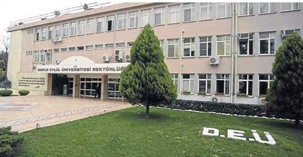 Dokuz Eylül Üniversitesi'nde 23 personel açığa alındı!