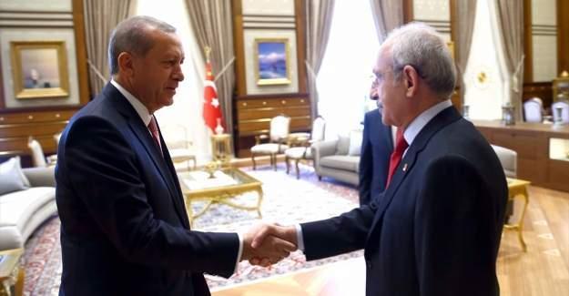"""Erdoğan'dan, Kılıçdaroğlu'na: """"Evet haklısınız, böyle şey mi olur?"""""""