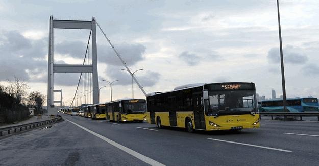 İstanbul'da ücretsiz ulaşım uzatıldı - Ulaşım ne kadar ücretsiz olacak?