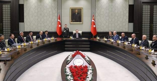 MGK ve Bakanlar Kurulu toplantısında hangi kararlar çıkacak?