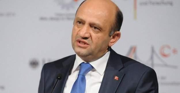 """Milli Savunma Bakanı; """"Tehlike henüz geçmiş değil"""""""