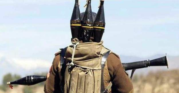 Siirt'te askere ve polise roketli saldırı