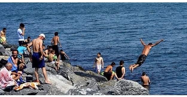 İstanbul Valiliğinden denize girenlere boğulma uyarısı