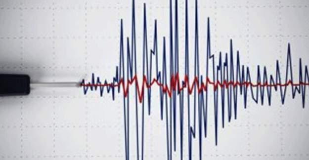 Ankara'da deprem oldu!