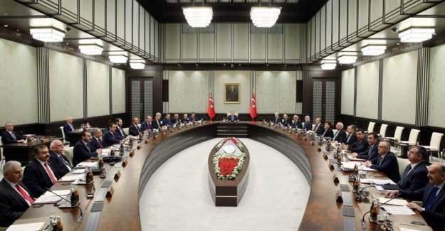 Bakanlar Kurulu toplanıyor - Toplantıda hangi kararlar alınacak?