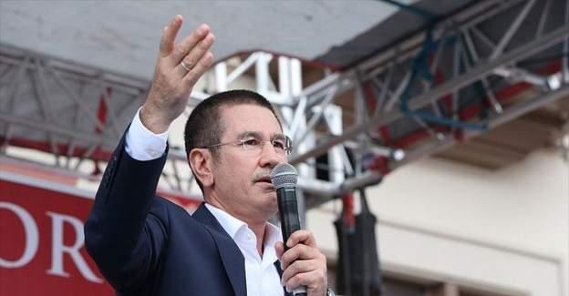 Başbakan Yardımcısı Canikli: Bu millete diz çöktüremezsiniz