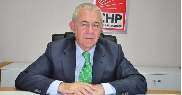 CHP'de Alaattin Yüksel istifa etti