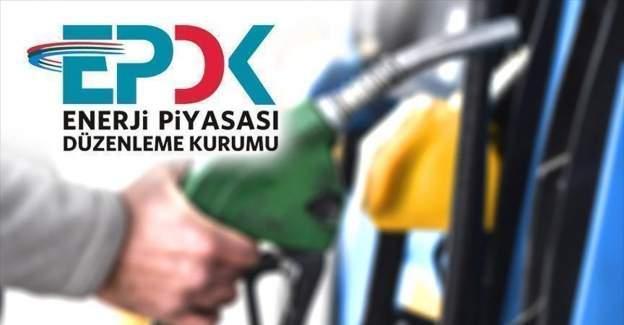 EPDK 3 şirkete 1,3 milyon lira ceza kesti