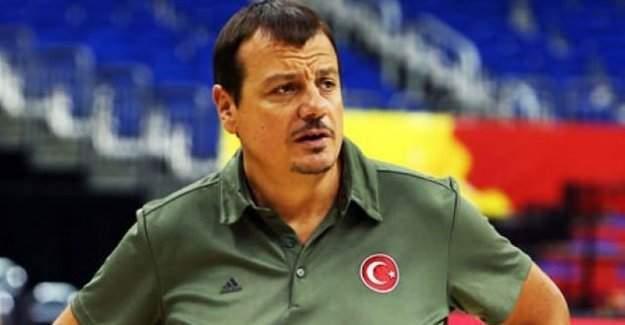 Ergin Ataman istifa etti!