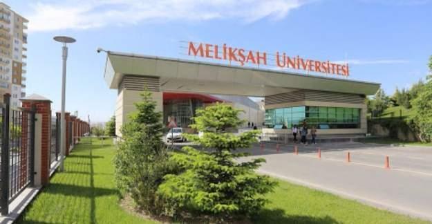 Eski Melikşah Üniversitesi Rektörü tutuklandı