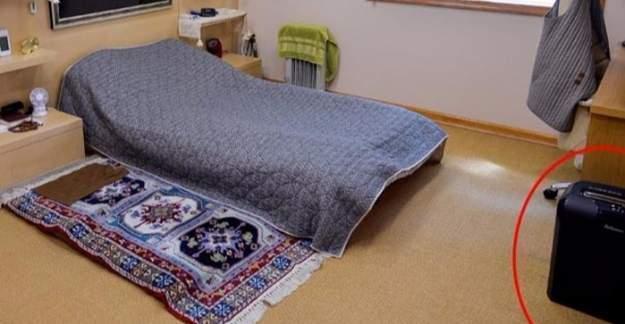 Fethullah Gülen'in odasındaki ayrıntı!