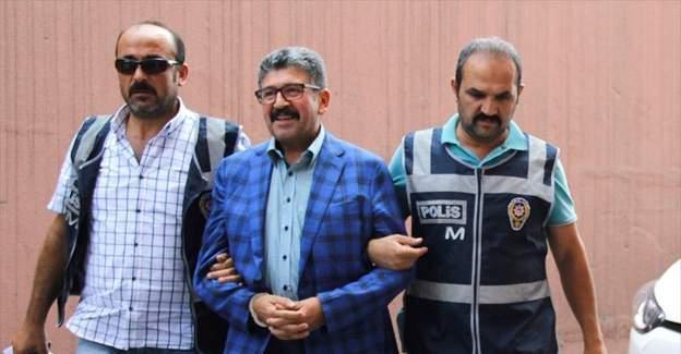 Hacı Boydak yeniden gözaltına alındı