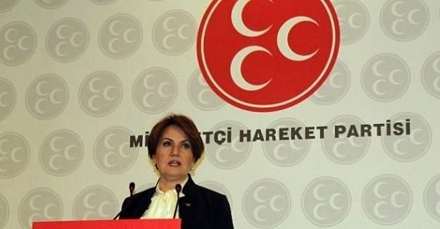 MHP'de Meral Akşener disipline sevk edildi