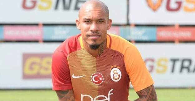 Nigel De Jong Galatasaray'da