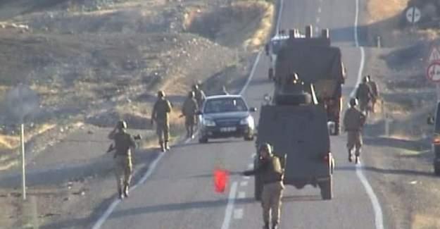 Şırnak'ta askeri aracın geçisi sırasında patlama; 5 şehit, 8 yaralı