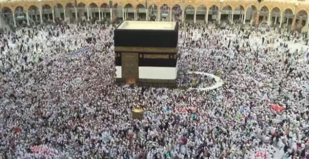 64 bin kişi, hac ibadetini yerine getirecek