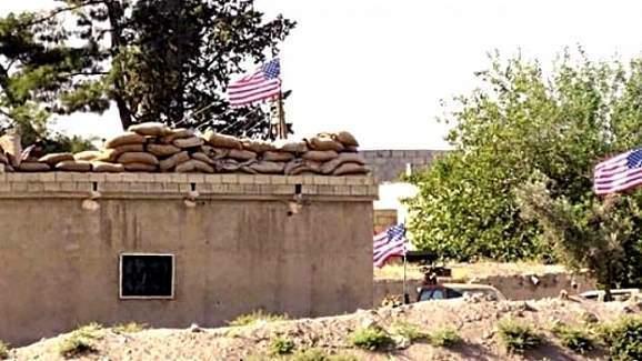 ABD'den bayrak açıklaması: Bayrağı biz astık, ateş açıldı!