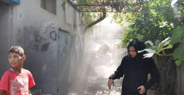 Adıyaman'da elektrik trafosu patladı: 11 kişi zehirlendi
