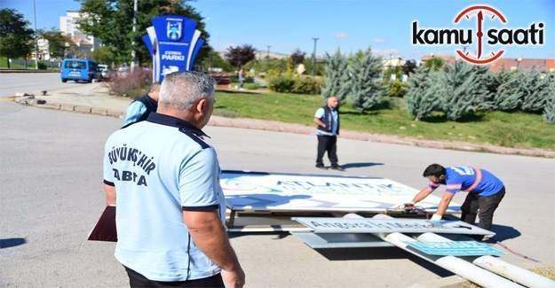 Ankara'da FETÖ temizliği