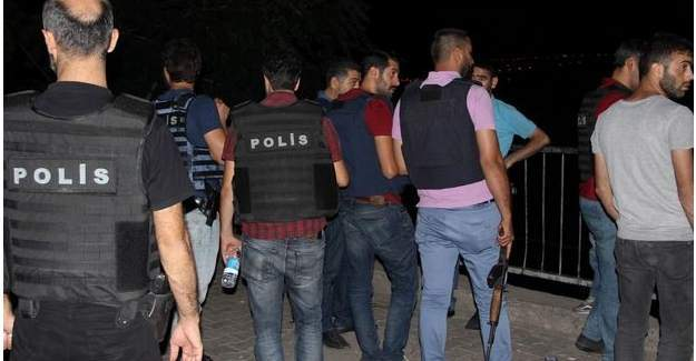 Ankara 'ikinci huzur operasyonu' başladı