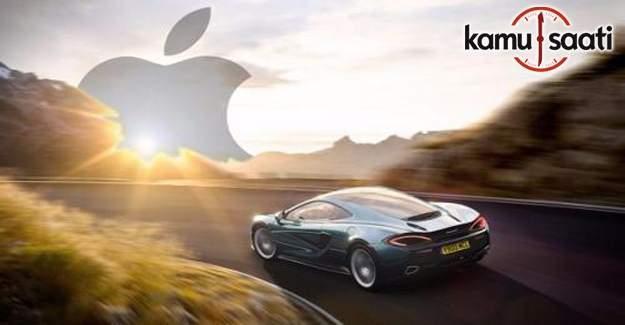 Apple, McLaren'ı satın alacak