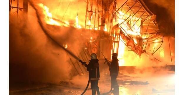 Cezaevinde yangın : 23 ölü!