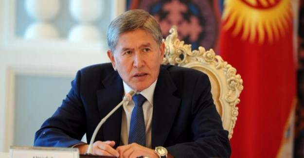 Kırgızistan Cumhurbaşkanı Türkiye'de rahatsızlandı!
