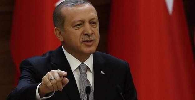 Erdoğan: Dünyada bunun benzeri başka bir millet yok