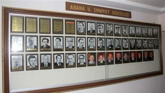 FETÖ'cü emniyet müdürlerin resimleri kaldırıldı!