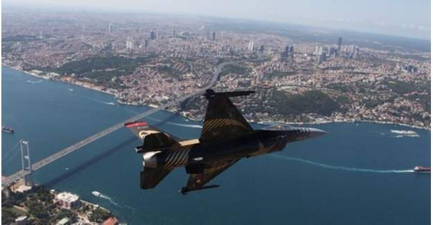 İstanbul'da izinsiz havalanan 'helikopter'in sahibi belirlendi