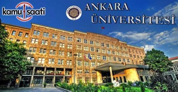 Kapatılan Vakıf Yükseköğretim Kurumlarından Ankara Üniversitesi'ne kayıt yaptıran ve yaptıracak öğrenciler
