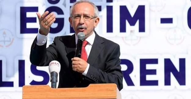 MEB müsteşar yardımcısının Kılıçdaroğlu'na benzerliği şaşırttı
