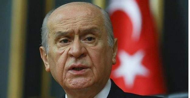 MHP Genel Başkanı Bahçeli; yeni bir darbe söylentisi mırıldanılıyor