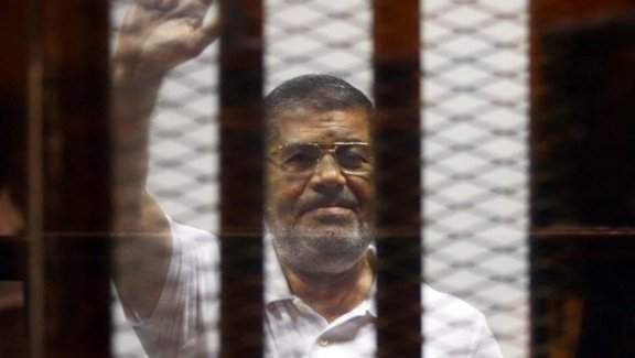 Mursi'nin kardeşinin evine baskın!!!