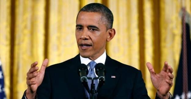 Obama İsrail'i 'işgalci' diyerek suçladı!