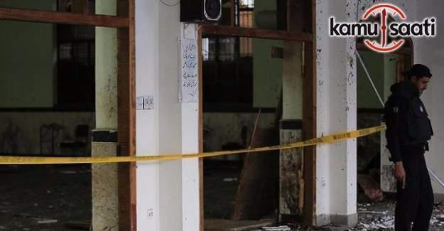 Pakistan'da camiye bombalı saldırı: 16 ölü, 25 yaralı