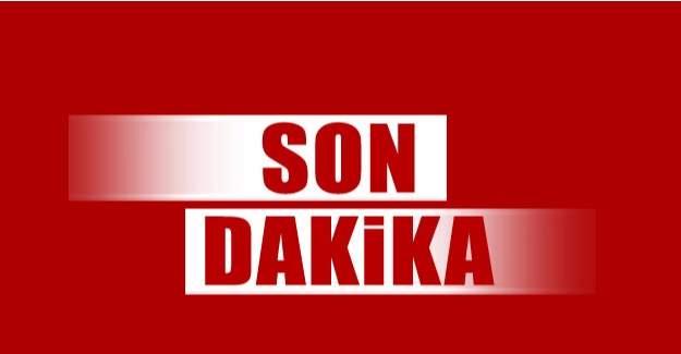 PKK'lı teröristler sivil aracı taradı!
