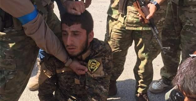 PKK'dan kaçan 100 kişi 'Türkiye'yle savaşmayız' diyerek TSK'ya teslim oldu