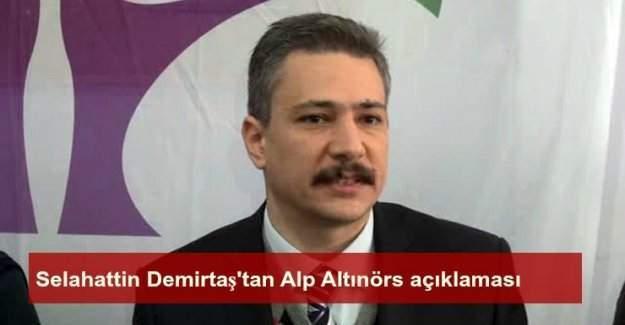 Selahattin Demirtaş'tan açıklama: Uyduruk gerekçelerle göz altına alındı