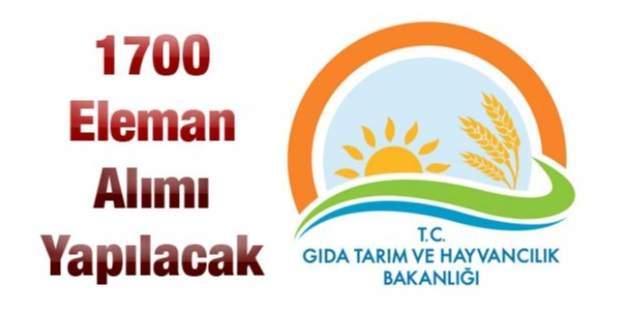 Tarım Bakanlığı, 1700 tarım danışmanı alacak
