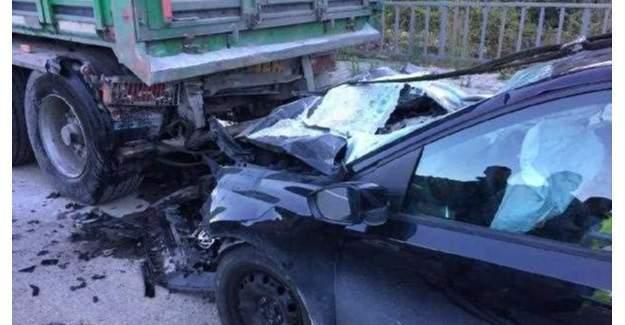 Trabzonu yasa boğan kaza!