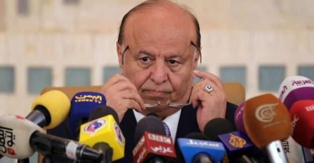 Yemen Cumhurbaşkanı ''Gelin kurtarılmış bölgeleri yönetin''dedi!