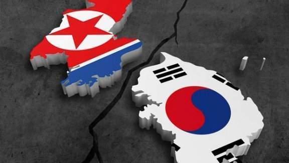 Yine Güney Kore Kuzey kore'ye karşı!!!
