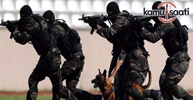 10 bin özel harekat polisi alımı başvuruları ertelendi