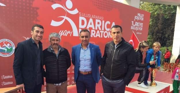 5. Uluslararası Darıca Yarı Maraton Yarışması başladı